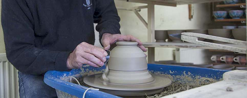 contact The Tain Pottery